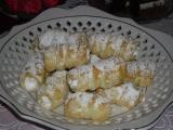 Kremrole recept