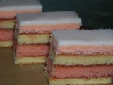 Punčové řezy jako z cukrárny recept