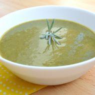 Vegan špenátová polévka s kokosovým mlékem recept