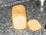 Pórkový chlebík se sýrem Cottage recept