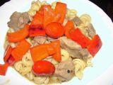 Vepřové plecko na hořčici  hezké barevně recept