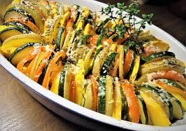 Zelenina Tian recept