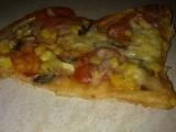 Domácí pizza  rychlovka recept