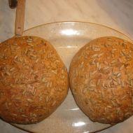 Semínkový chléb recept