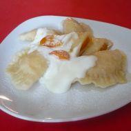 Meruňkové taštičky z tvarohového těsta recept