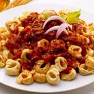 Tortellini recept