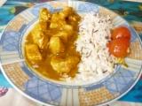 Krůtí guláš kari recept