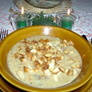 Dědečkova štědrovečerní rybí polévka recept