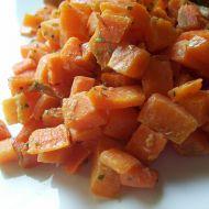 Smetanová mrkev recept