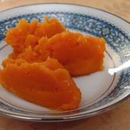 Příkrm batáty s mrkví recept
