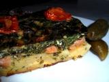 Bramborové noky se špenátem /mangoldem/ recept