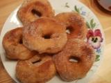 Jablkové smaženky babičky Boženky recept
