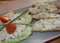 Salát z řasy Wakame recept