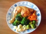 Grilované dietní kuře recept