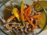 Lahodný salát z červeného zelí recept