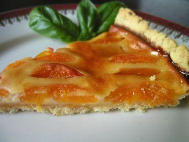 Meruňkový bramborový koláč-od babičky