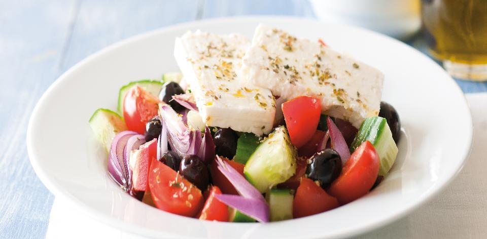 Řecký salát