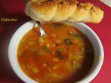 Fazolovka husťačka, suplující oběd recept