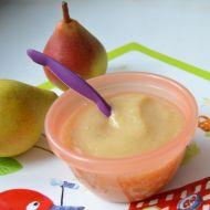 Jablečno-hruškové pyré recept