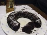 Čokoládový věnec recept