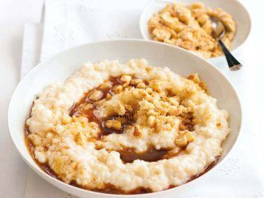 Recept Sladká rýžová kaše