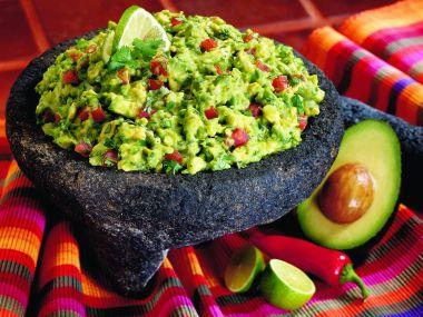 Guacamole salát