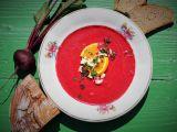 Krém z červené řepy a mrkve recept
