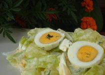 Krevetový salát recept