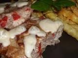 Řezy z mletého a kuřecího masa s vůní kouře recept