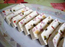Šťavnaté müsli recept