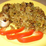 Španělská paella recept