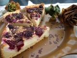 Bramborový koláč s vanilkovým krémem recept