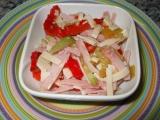 Salát Gargano recept