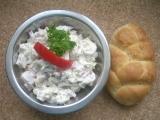 Rumcajs salát II. recept