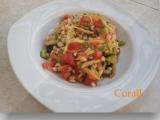 Lehky osvezujici salat z krup recept