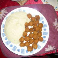Netradiční bramborová kaše recept