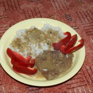 Hovězí dušené na hořčici recept