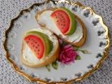 Chleba s melounem recept