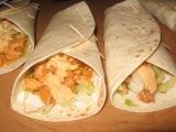 Mexická tortilla s kuřecím masem recept
