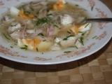 Japonská polévka recept