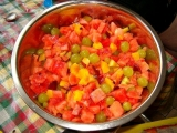 Lehký letní salát recept