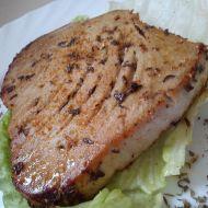 Kořeněný tuňákový steak recept