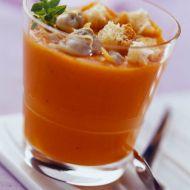 Španělské gazpacho recept