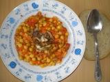 Cizrna na zelenině recept