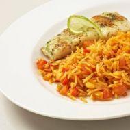 Španělská rýže recept