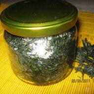 Kopr naložený do soli recept