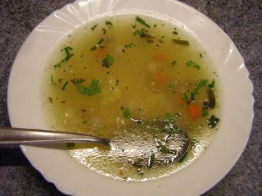Jíšková zavářka do polévky