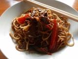Sladko-pálivá čína z hovězího masa recept