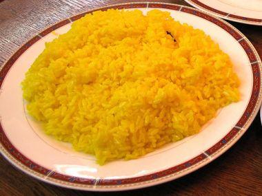 Recept Kari rýže