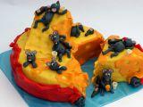 Dort Myší mejdan na bochníku sýra recept